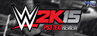 WWE 2K15 Testbericht der PlayStation 3 Version